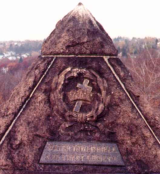 La Wachtower y el ocultismo numerologia y piramidologia unidas aqui las pruebas Pic9750